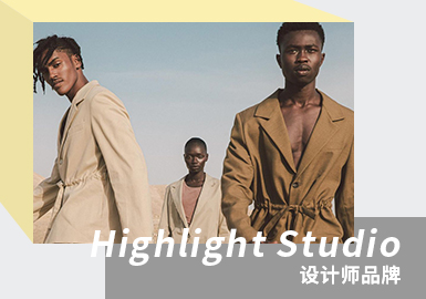 Free and Healing -- The Analysis of Highlight Studio The Menswear Designer Brand