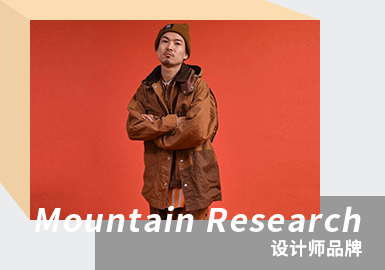 The New Interpretation of Yama-style -- The Analysis of Mountain Research The Menswear Designer Brand