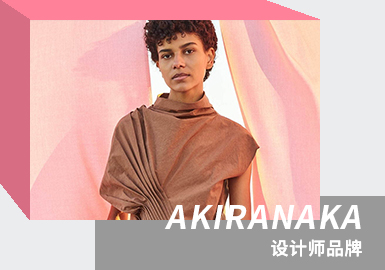 The Artist of Workplace -- The Analysis of AKIRANAKA The Womenswear Designer Brand