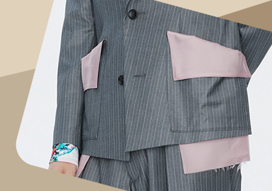 Renewed Business Style -- The Detail Craft Trend for Menswear