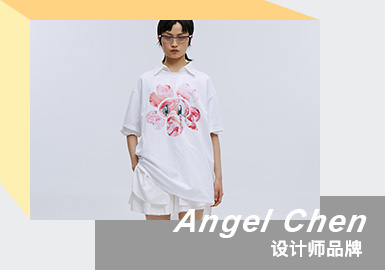 Artistic Girl -- Angel Chen The Womenswear Designer Brand