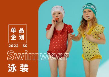 Swimwear -- The Design Development of Kidswear