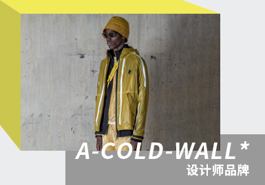 Minimalist Industry -- The Analysis of A-COLD-WALL* The Menswear Designer Brand