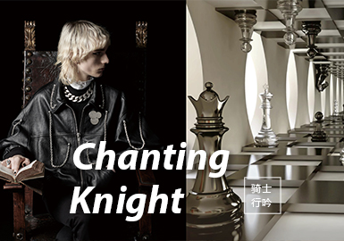 Chanting Knight -- A/W 22/23 Theme Trend