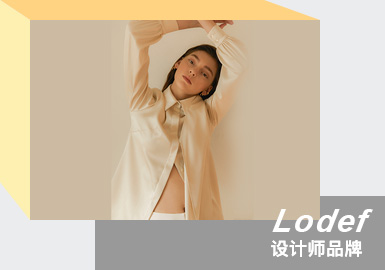 Elegant Subtraction -- The Analysis of Lodef The Womenswear Designer Brand