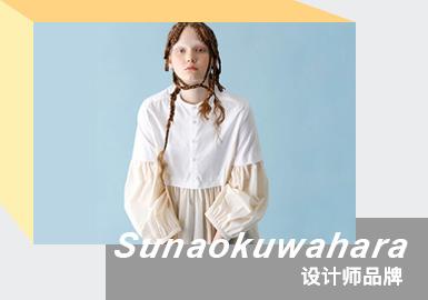 Cotton-linen Mori Girl Style -- The Analysis of Sunaokuwahara The Womenswear Designer Brand
