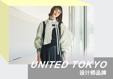 Intellectual Styling -- The Analysis of UNITED TOKYO The Womenswear Designer Brand