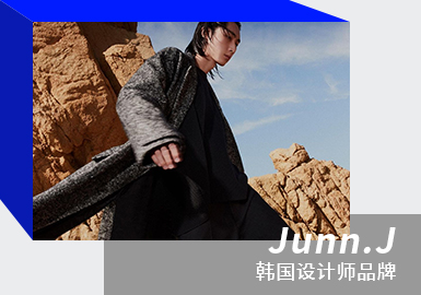 Deconstructed Expression -- The Analysis of Juun.J The Menswear Designer Brand