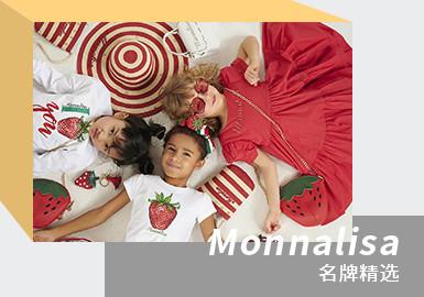 Italian Sweetheart -- Monnalisa The Refined Kidswear Brand