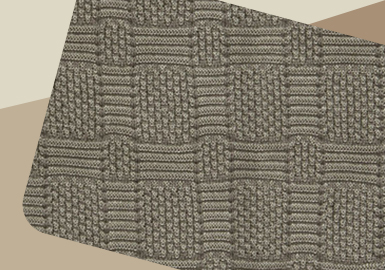 Extreme Geometry -- The Stitching Trend for Knitwear