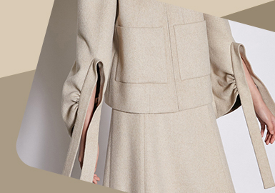 Sleeve Design -- The Detail Craft Trend for Womenswear