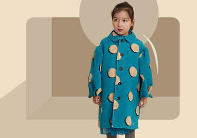 Winter Styles -- The Silhouette Trend for Kids' Overcoat
