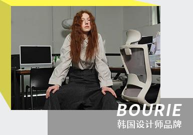 Pioneering Women -- The Analysis of BOURIE The Womenswear Designer Brand