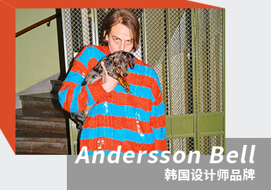 Freedom to Dress -- The Analysis of Andersson Bell The Menswear Designer Brand