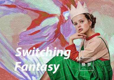 Switching Fantasy -- The Theme Trend for A/W 22/23 Kidswear