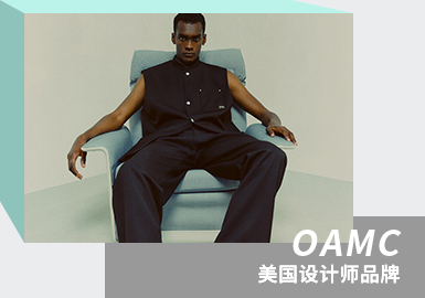 Simplified Design -- The Analysis of OAMC The Menswear Designer Brand