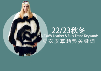A/W 22/23 Leather & Fur Trend Keywords(Part Two)