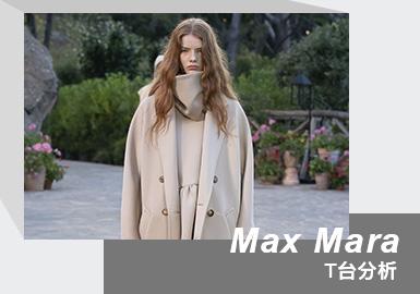 Local Color -- The Womenswear Runway Analysis of Max Mara