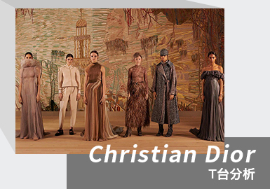 Daywear Couture -- The Womenswear Runway Analysis of Christian Dior