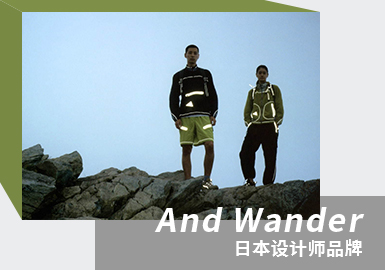 Yama Style -- The Analysis of And Wander The Menswear Designer Brand
