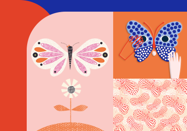 Butterfly Dream -- The Pattern Trend for Toddlers' Wear