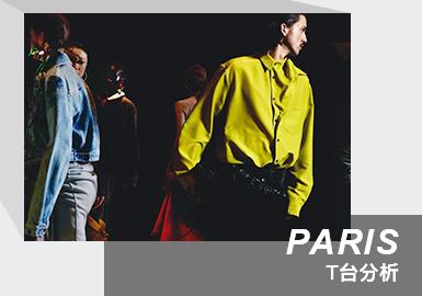 S/S 2022 Paris Menswear Fashion Week -- Brand Recommendation(Part Two)
