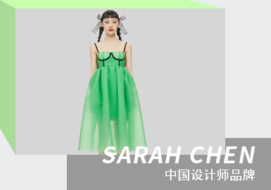 Dream Is Destiny -- The Analysis of SARAH CHEN The Womenswear Designer Brand