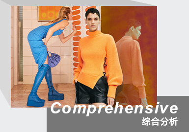 The Comprehensive Runway Analysis of Women's Knitwear(Color)