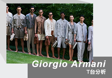 BACK TO WHERE IT STARTED - -The Menswear Runway Analysis of Giorgio Armani