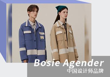 Genderless Fashion -- The Analysis of Bosie Agender The Menswear Designer Brand