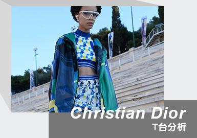 Athenian Sport -- The Womenswear Runway Analysis of Christian Dior
