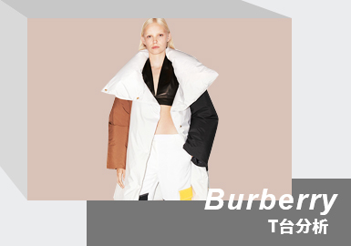 Breaking the Boundaries -- The Womenswear Runway Analysis of Burberry