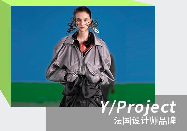 Advant-garde Design -- The Analysis of Y/Project Womenswear Designer Brand