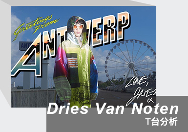 Greetings from Antwerp--The Analysis of Dries Van Noten Menswear Runway