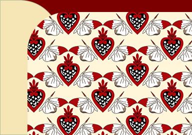 Dreamy Butterfly -- The Pattern Trend for Womenswear