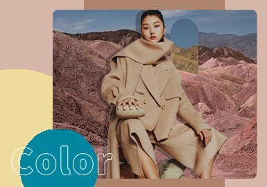 Return to the Instinct -- The Color Trend for Women's Overcoat