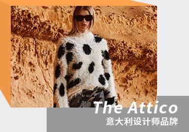 Island Party -- The Analysis of The Attico The Womenswear Designer Brand