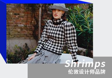 Sweet Elegancy -- The Analysis of Shrimps The Womenswear Designer Brand