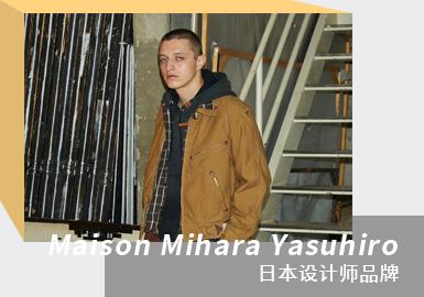 Basic Antinomie -- The Analysis of Maison Mihara Yasuhiro The Menswear Designer Brand