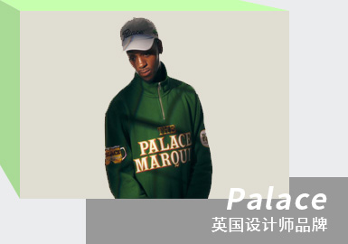 Skateboard Teenager -- The Analysis of Palace The Menswear Designer Brand