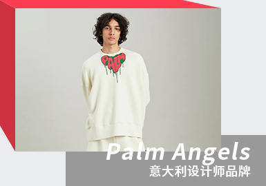 Trend Compatibility --The Analysis of Palm Angels Menswear Designer Brand