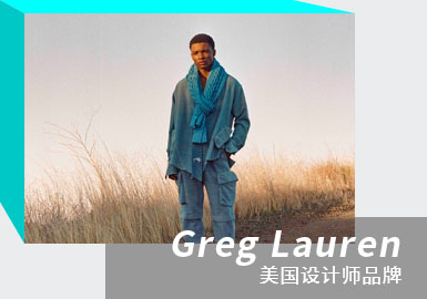 Wandering Poet -- The Analysis of Greg Lauren The Menswear Designer Brand