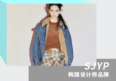 90's Concert -- The Analysis of SJYP The Womenswear Designer Brand