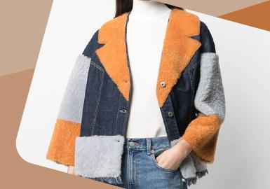 Diverse Patchwork of Polar Fleece -- The Craft Trend for Women's Fur