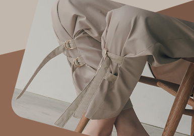 Leg Opening Design -- The Detail Craft Trend for Womenswear