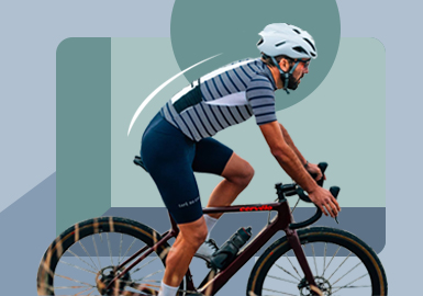 Ride with Passion -- The Silhouette Trend for Cycling Suit