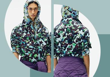 Modern Artist -- The Pattern Trend for Sportswear
