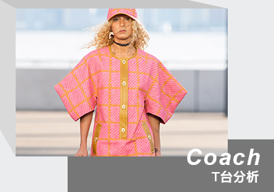An Ode to Youth Culture -- The Womenswear Runway Analysis of Coach