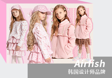 Sweet & Romantic -- AIRFISH The Korean Kidswear Designer Brand