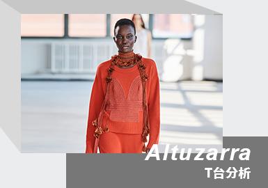 Elegant Holiday -- The Womenswear Runway Analysis of Altuzarra